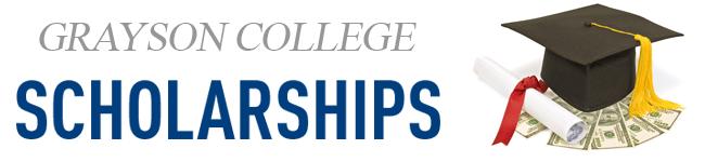 Grayson College Foundation Scholarship Program
