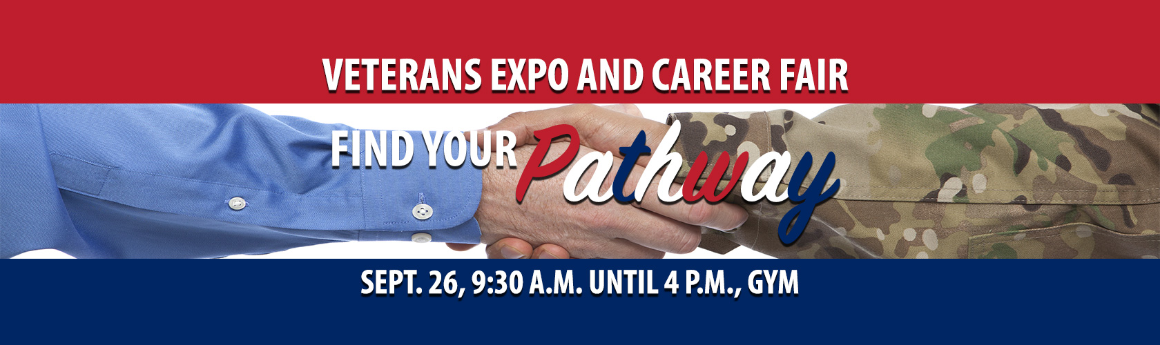 Vet Career Expo Sept. 26 2017